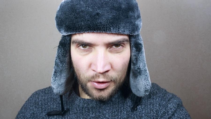 Barba In Inverno